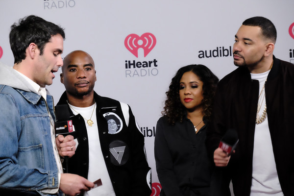 The 2020 iHeartRadio Podcast Awards – Backstage