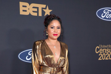 Angela Yee BET Presents The 51st NAACP Image Awards - Red Carpet