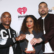 Angela Yee The 2020 iHeartRadio Podcast Awards – Backstage