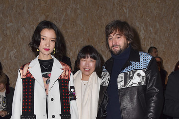 Angelica Cheung Prada Fall/Winter 2018 Womenswear Fashion Show - Arrivals and Front Row