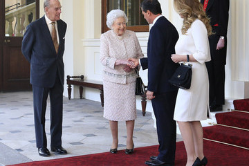 Angelica Rivera State Visit to the UK: Day 3
