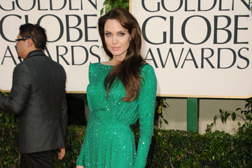 Angelina Jolie 68th Annual Golden Globe Awards - Arrivals