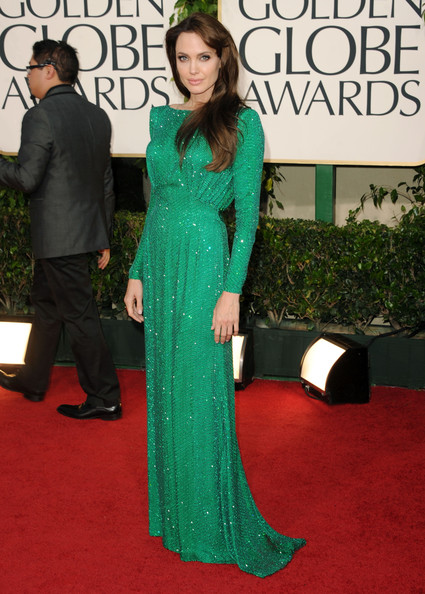 Angelina Jolie Actress Angelina Jolie arrives at the 68th Annual Golden Globe Awards held at The Beverly Hilton hotel on January 16, 2011 in Beverly Hills, California.
