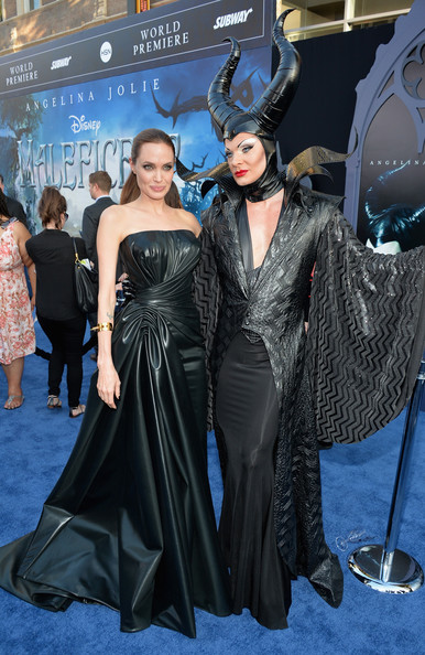 Angelina Jolie Photos Photos Maleficent Premieres In