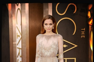 Angelina Jolie An Alternative Look At The 86th Annual Academy Awards