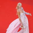 """Angelina Kali """"A Felesegam Tortenete/The Story Of My Wife"""" Red Carpet - The 74th Annual Cannes Film Festival"""
