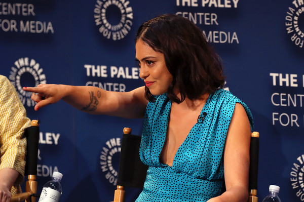 The Paley Center For Media's 2019 PaleyFest Fall TV Previews - Amazon - Inside [paleyfest fall tv previews - amazon - inside,event,carpet,games,rosa salazar,stage,beverly hills,california,the paley center for media,paley center for media,amazon]