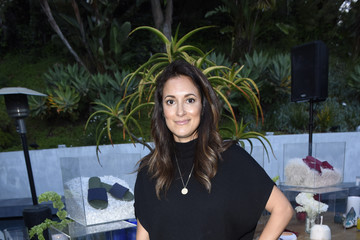 Angelique Cabral Sakara Life + Rothy's Celebrate 'Eat Clean Play Dirty' Cookbook Launch