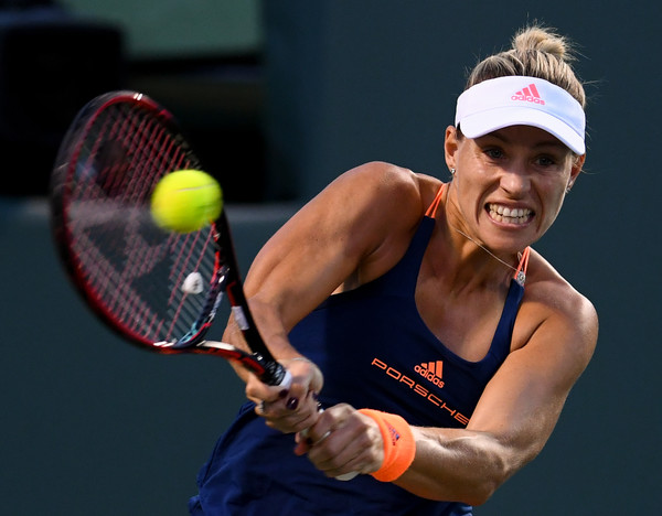 Angelique Kerber announces new coach for 2018 season