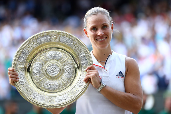 COMMENT: Angelique Kerber Was A Human Dynamo Against Serena
