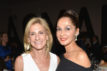 Angella Nazarian LACMA's 2014 Collectors Committee - Gala Dinner
