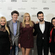 Angelo Quarti Berlin Movie Stars Lounge Day 5 At The 64th Berlinale International Film Festival