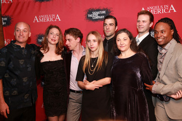 "Zach Quinto ""Angels In America: A Gay Fantasia On National Themes"" Opening Night Party"