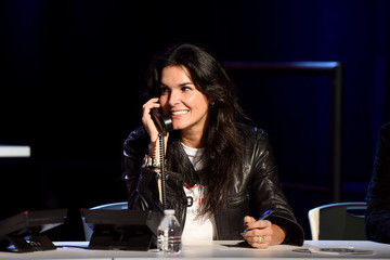 Angie Harmon Hand in Hand: A Benefit for Hurricane Relief - Nashville