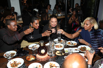 Angie Martinez Common's Toast To The Arts Presented By Remy Martin