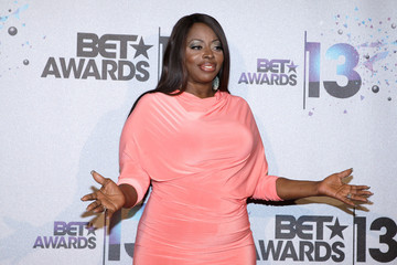 Angie Stone Backstage at the BET Awards