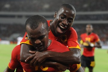 Djalma Campos Angola v Mali - Group A - African Cup of Nations
