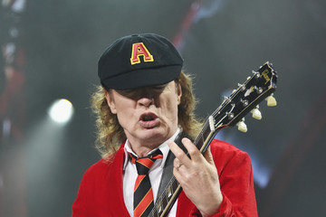 Angus Young AC/DC Rock or Bust Tour - New York, NY