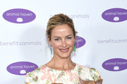 Carolyn Murphy attends the Animal Haven Gala 2019 at Tribeca 360 on May 22, 2019 in New York City.