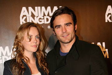 "Dustin Clare Camille Keenan ""Animal Kingdom"" Melbourne Premiere"