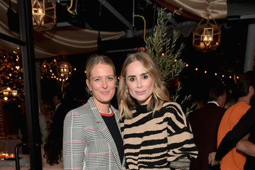 Anine Bing Jennifer Meyer Celebrates First Store Opening in Palisades Village At The Draycott With Gwyneth Paltrow And Rick Caruso