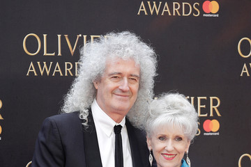 Anita Dobson The Olivier Awards With Mastercard - Red Carpet Arrivals