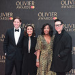 Anita Rani The Olivier Awards 2019 With MasterCard - Red Carpet Arrivals