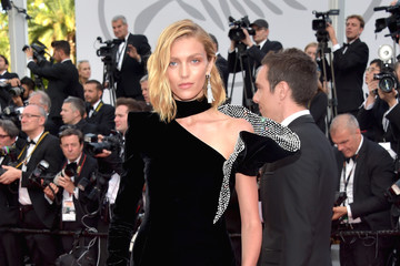Anja Rubik 'The Meyerowitz Stories' Red Carpet Arrivals - The 70th Annual Cannes Film Festival