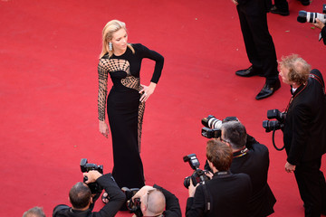 Anja Rubik 'Youth' Premiere - The 68th Annual Cannes Film Festival