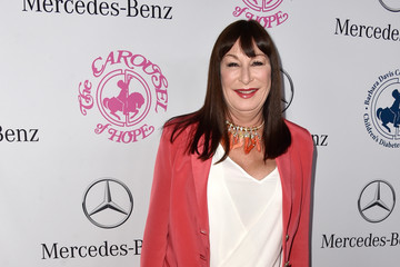 Anjelica Huston 2014 Carousel of Hope Ball Presented by Mercedes-Benz - Arrivals