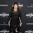 Anjelica Huston Special Screening Of Lionsgate's 'John Wick: Chapter 3 - Parabellum' - Arrivals