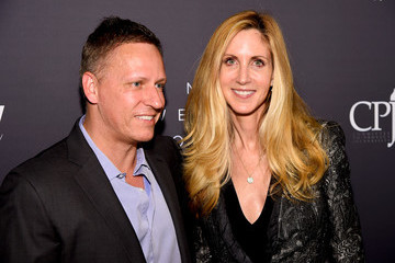 Ann Coulter The Hollywood Reporter's 9th Annual Most Powerful People In Media - Arrivals