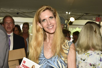 Ann Coulter Authors Night 2017 At The East Hampton Library