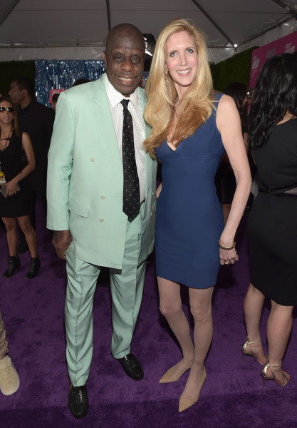 Ann Coulter and boyfriend Jimmie Walker