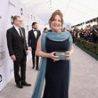 Ann Dowd 25th Annual Screen Actors Guild Awards - Red Carpet