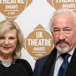 Ann Marshall Arrivals at The Theatre Awards