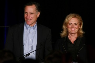 Ann Romney Republican National Committee Holds Winter Meeting