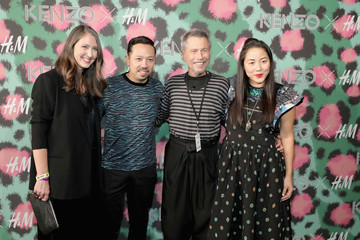 Ann-Sofie Johansson KENZO x H&M Launch Event Directed by Jean-Paul Goude' - Arrivals