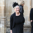 Ann Widdecombe Memorial Service Held for David Frost