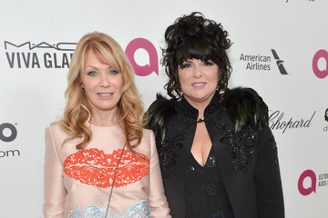 Ann Wilson Elton John AIDS Foundation Oscar Viewing Party — Part 3