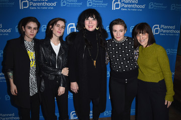 Ann Wilson Lena Dunham And Planned Parenthood Host Sex, Politics & Film Cocktail Reception - Park City 2016