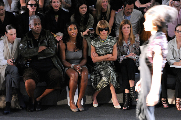 Anna Wintour Andre Leon Talley Vera Wang