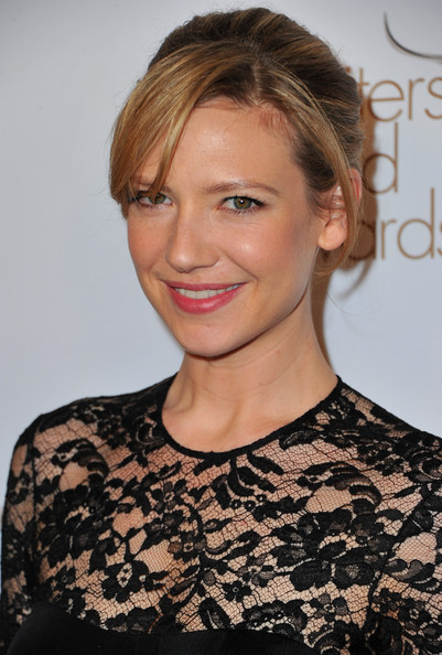 Anna Torv Actress Anna Torv arrives to the 2011 Writers Guild Awards on