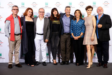 Anna Bonaiuto 'Buoni A Nulla' Photocall - The 9th Rome Film Festival