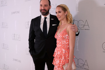 Anna Camp 20th CDGA (Costume Designers Guild Awards) - Backstage and Green Room
