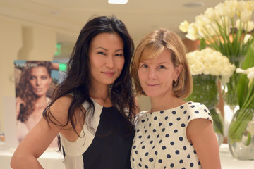 Anna Carter Vanity Fair Campaign Hollywood - Beauty Luncheon And Spa Day With Lancome And Clarisonic