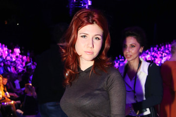 Anna Chapman MBFWR: Arrivals and Front Row Views