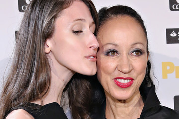 Anna Cleveland Pat Cleveland Cocktail Benefit Hosted by The Pratt Institute