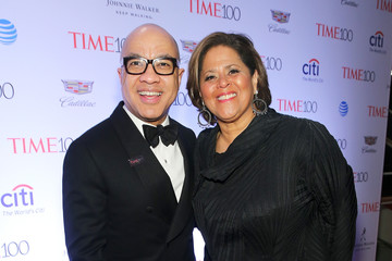 Anna Deavere Smith 2016 Time 100 Gala, Time's Most Influential People in the World - Cocktails