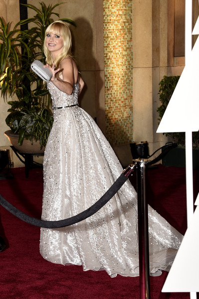 Anna Faris - Arrivals at the 87th Annual Academy Awards — Part 3